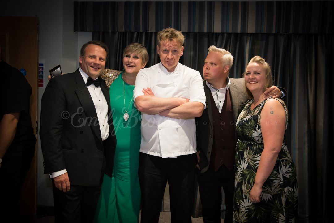 Gordon Ramsay Lookalike Black Tie Entertainment