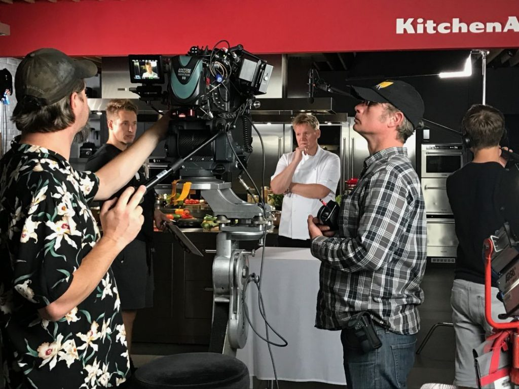 Gordon Ramsay Lookalike Commercials & TV