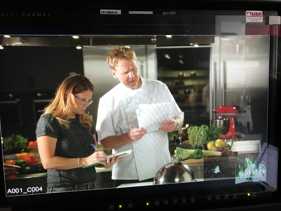 Gordon Ramsay Lookalike Commercials and TV
