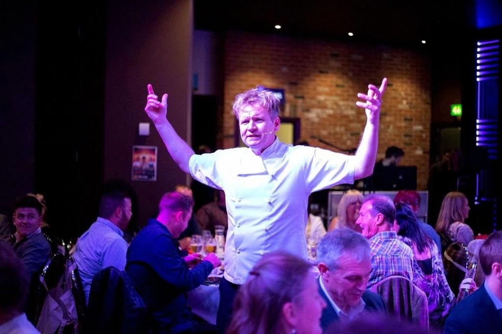 Gordon-Ramsay-lookalike-Martin-Jordan-Public-speaking