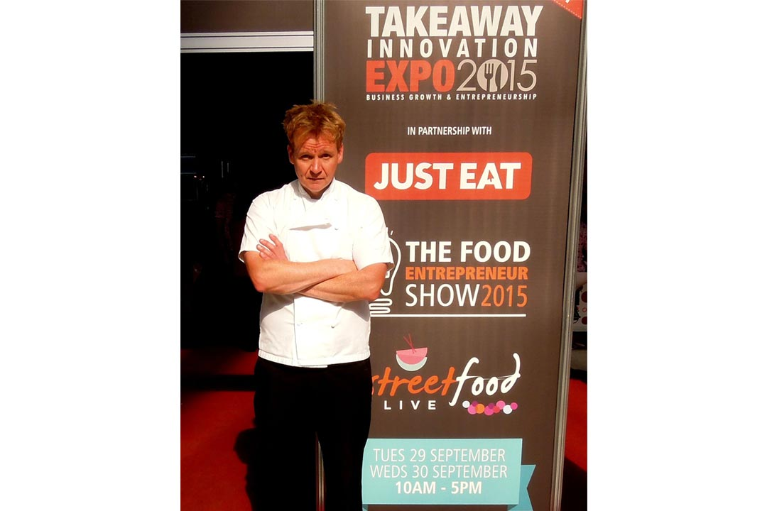 Gordon-Ramsay-lookalike-Martion-Jordan-Excel-Centre