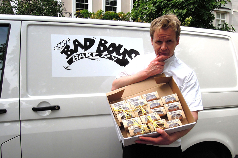 Gordon-Ramsay-lookalike-Product-launch-Badboy