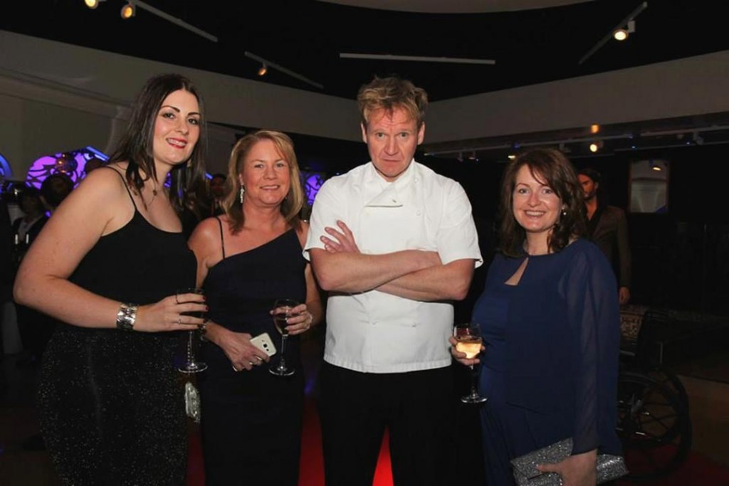 Gordon Ramsay Lookalike Private Parties