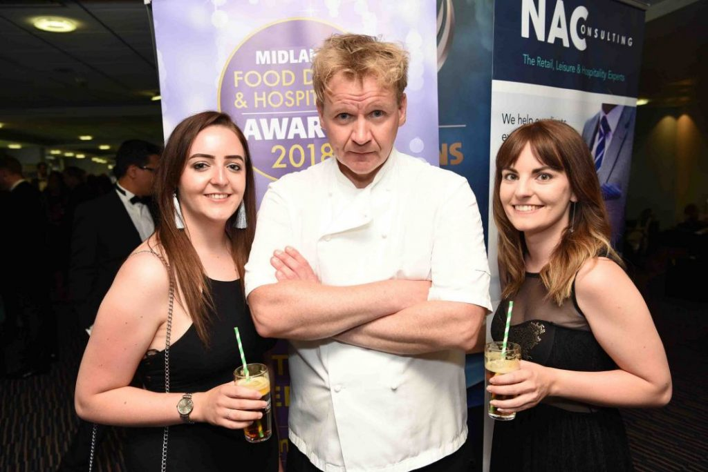 Private Parties Gordon Ramsay Lookalike