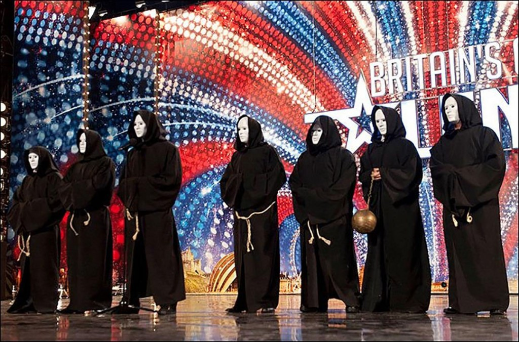Chippendoubles on Britain's Got Talent