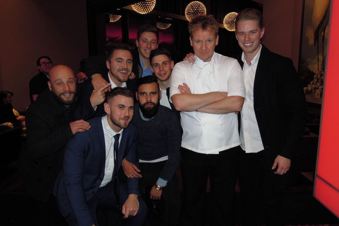 Book a Gordon Ramsay Lookalike for your Christmas party