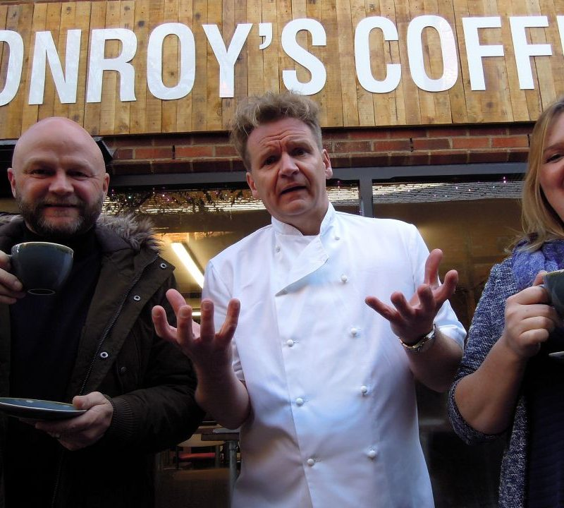 Conroy's Coffee grand opening in Stratford-upon-Avon