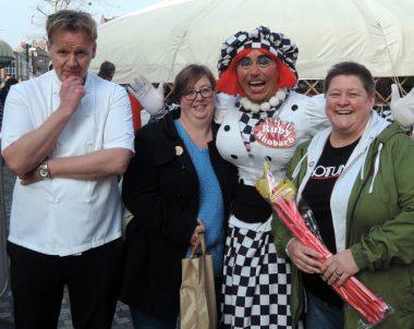 Wakefield Food Drink and Rhubarb Festival