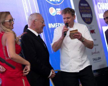 Gordon Ramsay Lookalike at your Awards ceremony