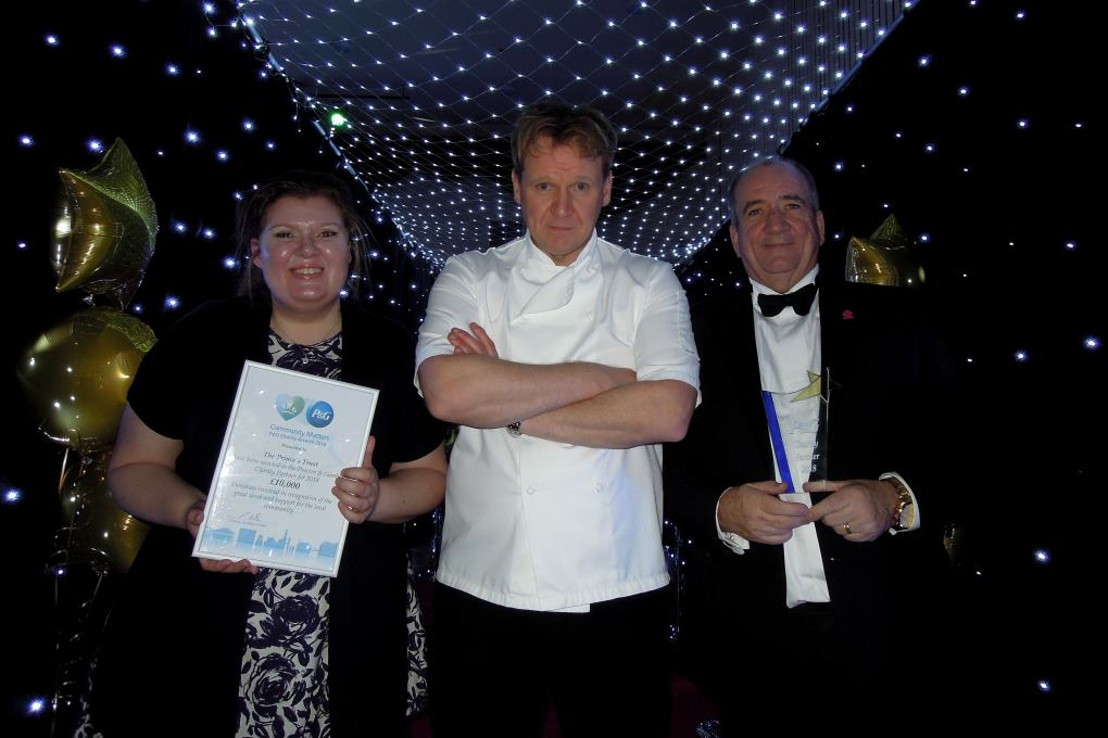 Awards Ceremonies Gordon Ramsay Lookalike Martin Jordan