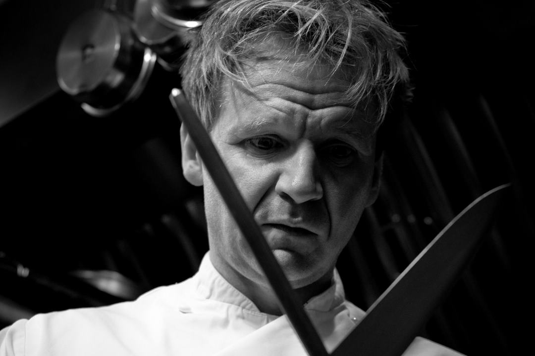 Photo Shoots Gordon Ramsay Lookalike